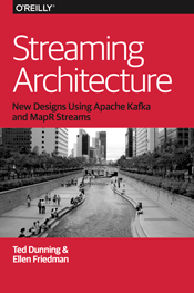 Streaming Architecture ebook cover